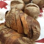 帯広の小麦を使ったパン